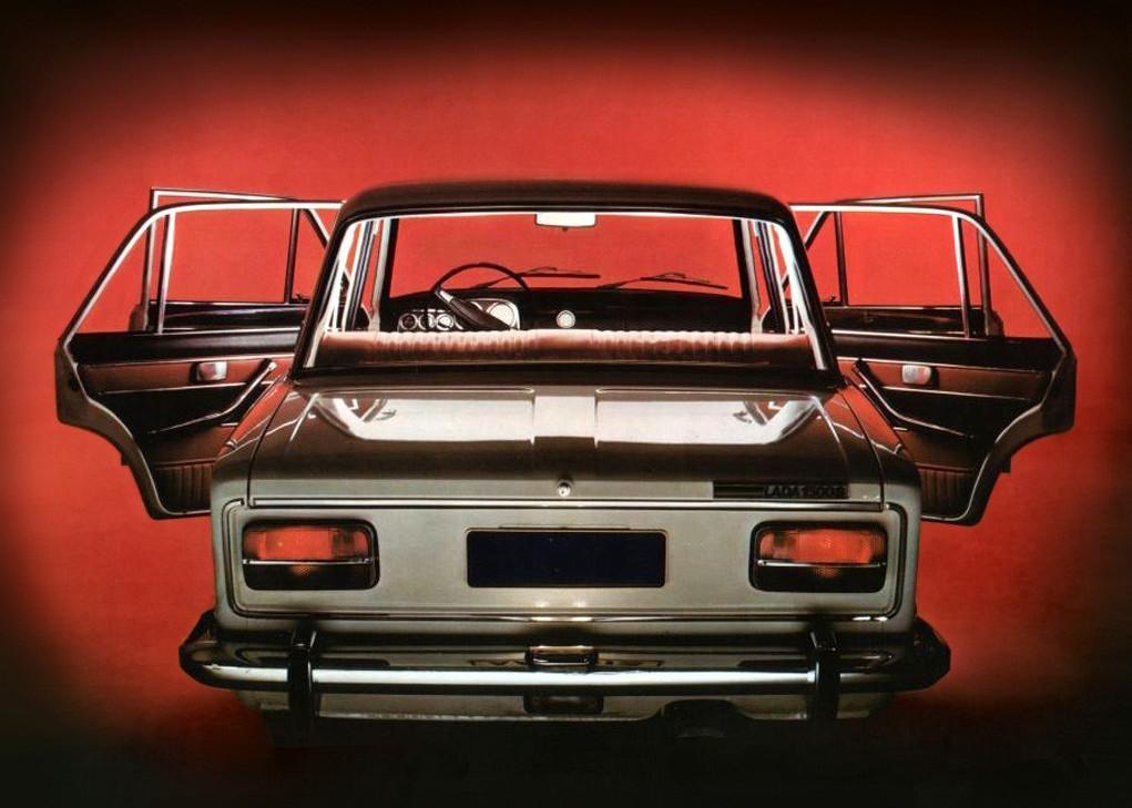 Автомобили, которые другие страны украли у СССР