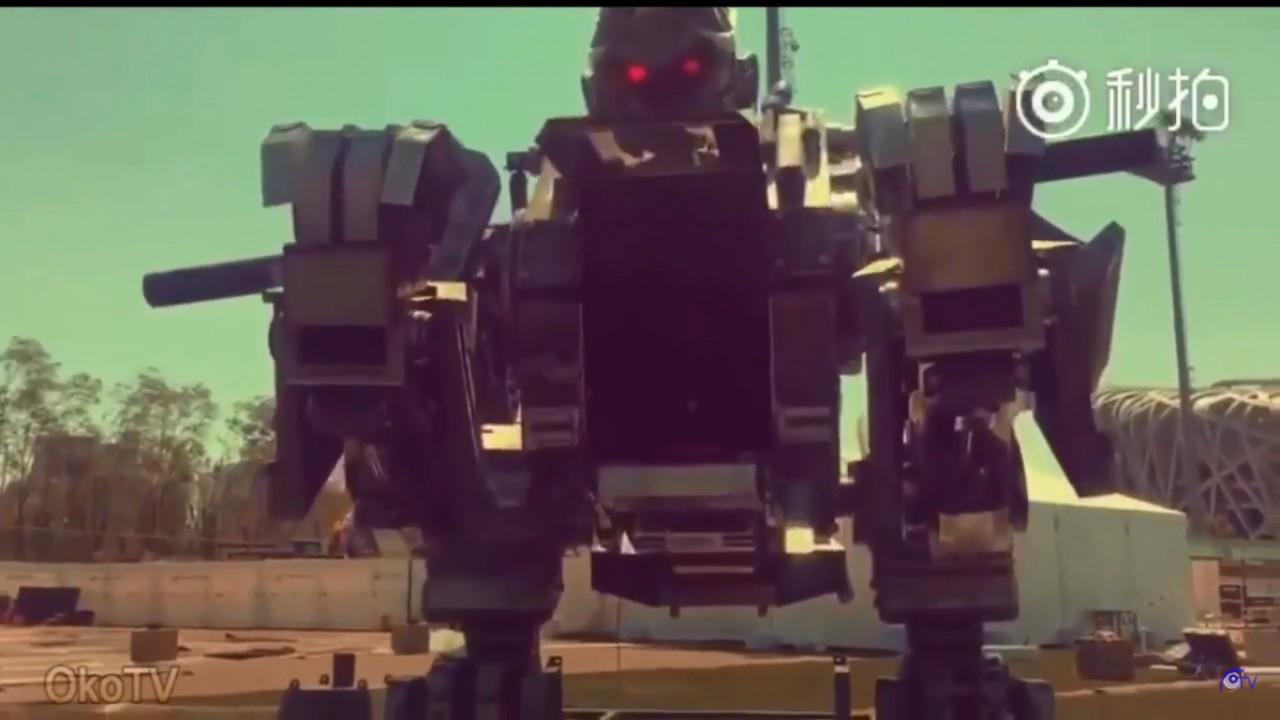 8 реальных крупнейших робото…
