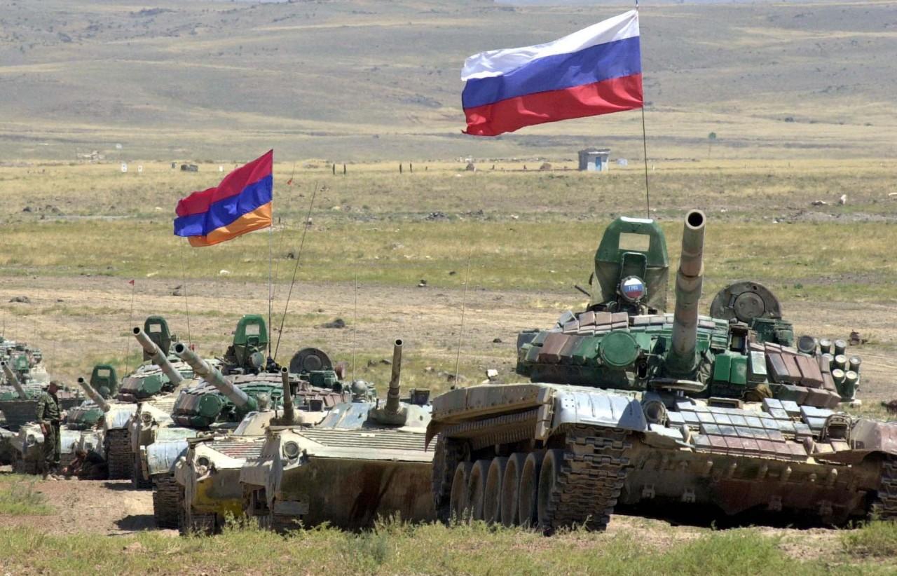 Для чего России и Армении объединенная войсковая группировка