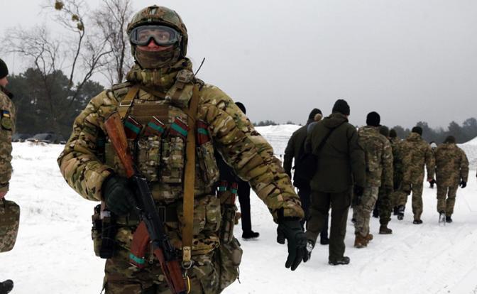 Украина развяжет войну с Россией после провала Порошенко
