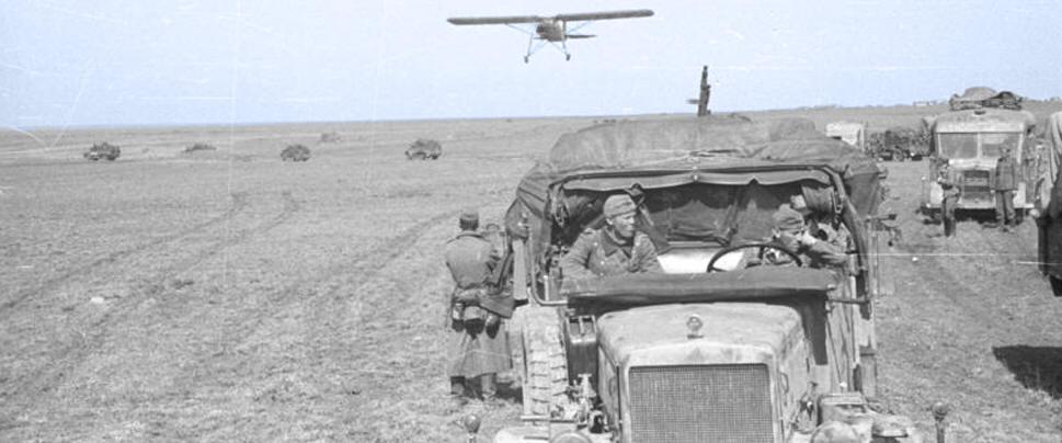 Как наши штурмовики за два дня изменили ход войны