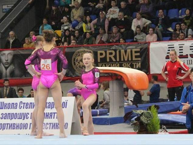 Женская сборная Украины выиг…