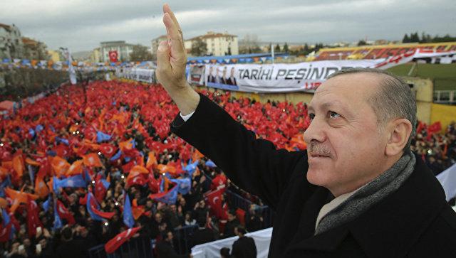 Эрдоган заявил о начале свое…