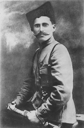 Народный герой Василий Чапаев