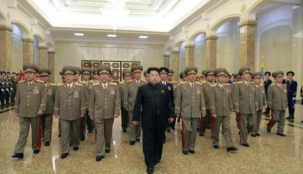В КНДР предложили всем корейцам осознать «гнусное нутро» США