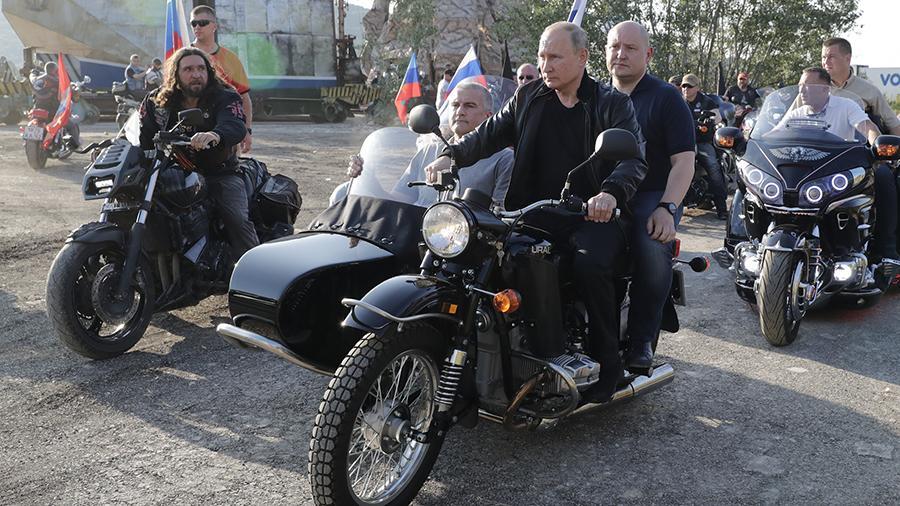 На Ирбитском мотозаводе наде…