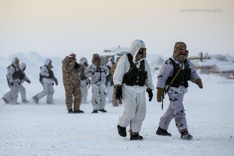 Заместитель Шойгу рассказал о работе Минобороны РФ в Арктике