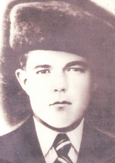 Голодных Александр Гордеевич. Полный кавалер ордена Славы.