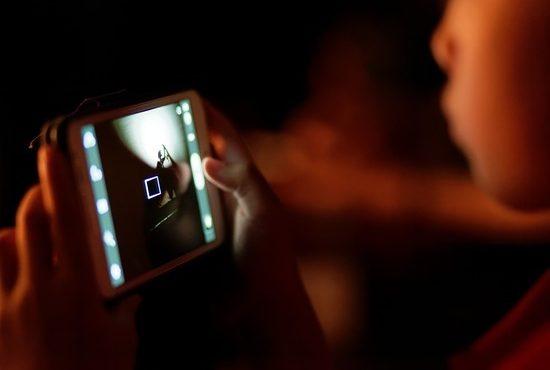 Данные влияния смартфонов на…