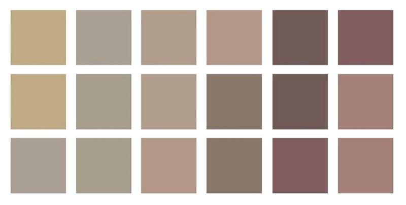 Сочетания сдержанности и элегантности. Цвет «TAUPE»-новый тренд 2018