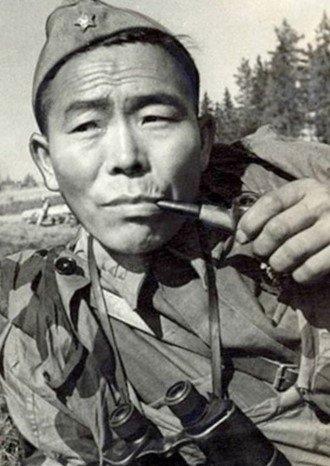 """""""Сибирский шаман"""" на войне отстреливал фашистов как зайцев в поле"""