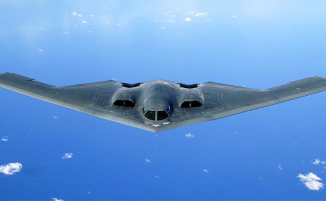 Американцы грозятся порвать С-500 бомбардировщиком В-21