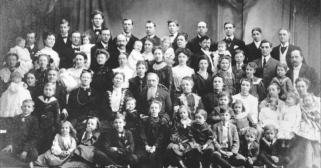«Самая плодовитая мама всех времен»: 69 детей за 76 лет