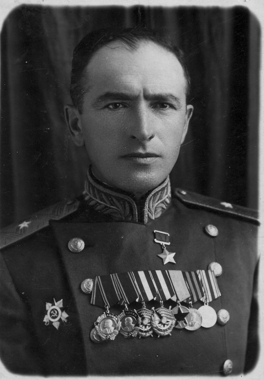 «Командование советских войск», ч.5