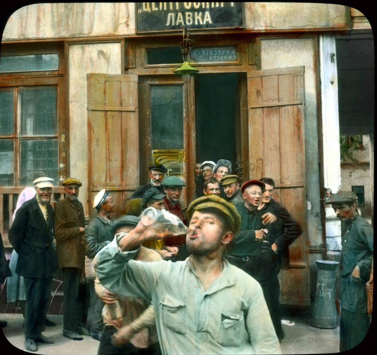 Фотографии Ленинграда довоенного времени