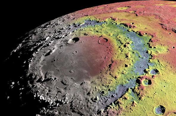 НАСА опубликовало детальный видеотур по Луне