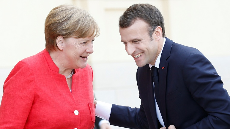 Manager Magazin: слабый Берлин выставляет ЕС на посмешище