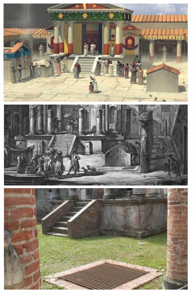 Помпеи - ложь на полтора тысячелетия. 7 неопровержимых фактов