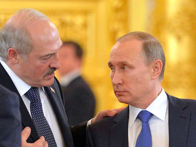 Удар ниже пояса: Путин жестко ответил Лукашенко, отказавшемуся признавать Крым