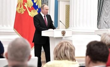 Путин рассказал о последствиях антироссийских санкций