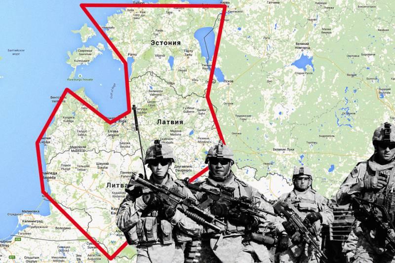 Как дед Федот у министра обороны Литвы идею «спионерил»