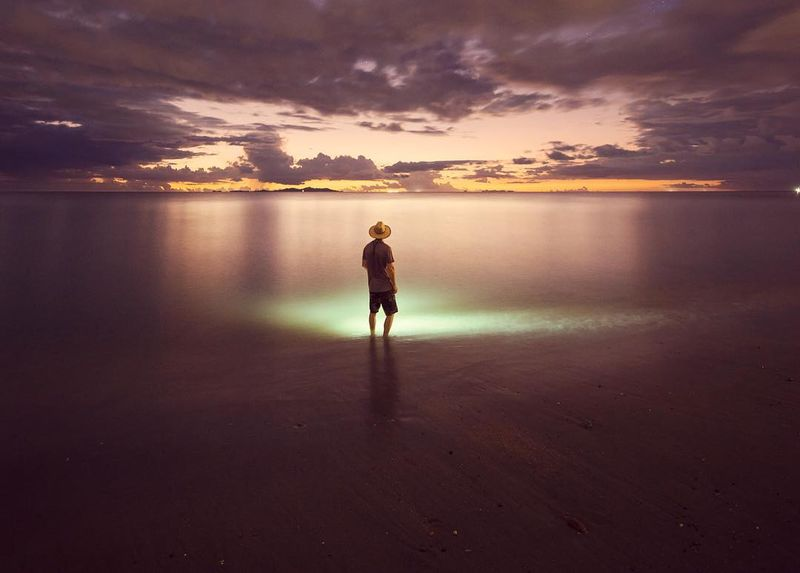 Наедине с природой: впечатляющие пейзажи фотохудожника Бенджамина Эверетт