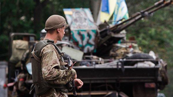 Украина смирилась с потерей Донбасса