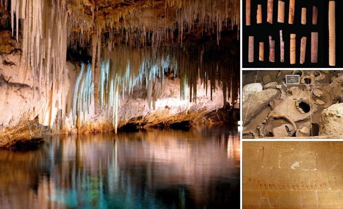 Пещеры, которые и сегодня хранят множество загадок