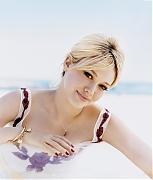 Хилари Дафф (Hilary Duff) в фотосессии Патрика Демаршелье (Patrick Demarchelier) для журнала Teen Vogue (2004)