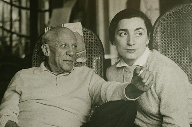 при пабло пикассо и его жена ева дни для стрижек