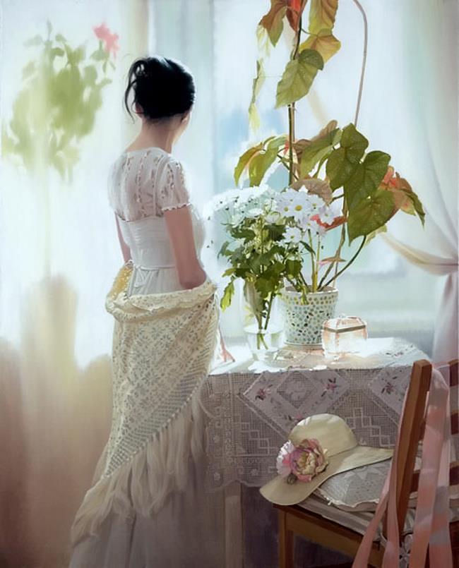 Красивые  картины Андрея Беличенко