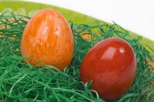 Как покрасить яйца?