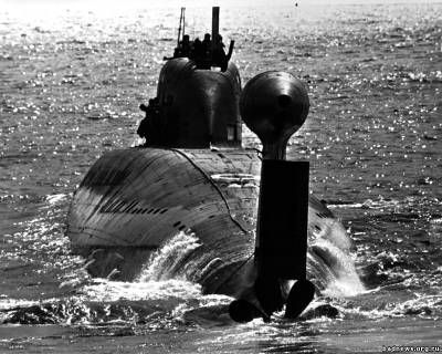 Как подводники Советского Союза узнали большой секрет США