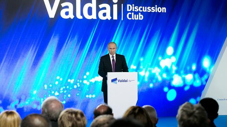 Кто может стать президентом России в 2018 году – мнение Владимир Путин