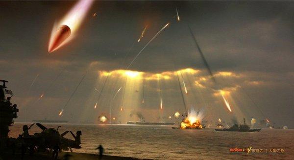 Как американский флот едва и…
