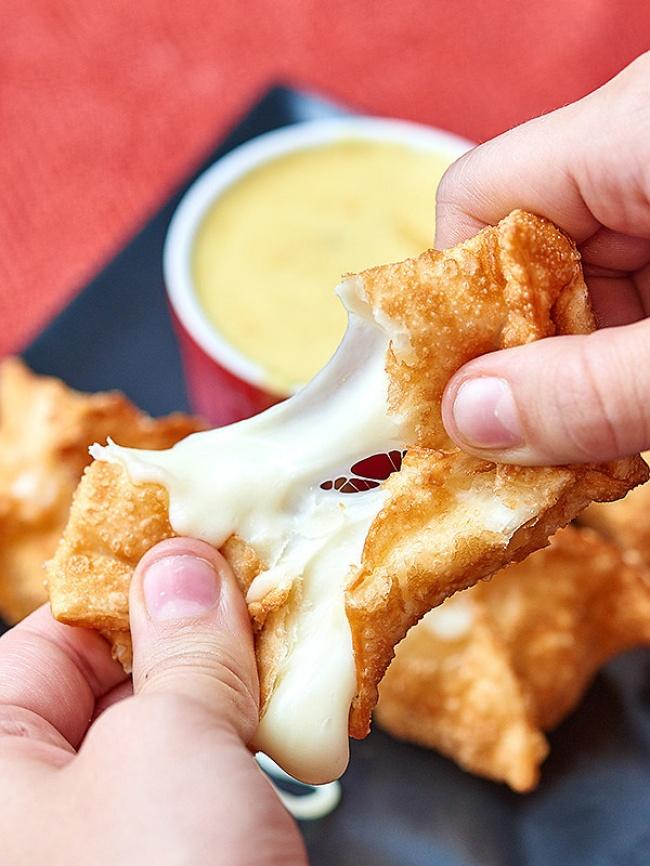 ЗАКУСОЧНЫЙ ДЕНЬ. Сырные блюда