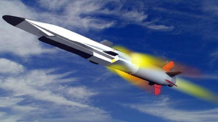 В России успешно прошли испытания гиперзвукового глайдера