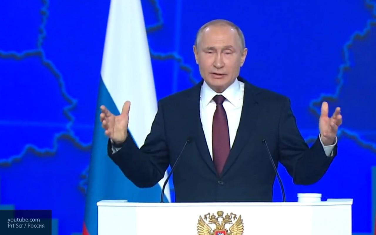 Владимир Путин рассказал о созданиинаучно-технологических центров