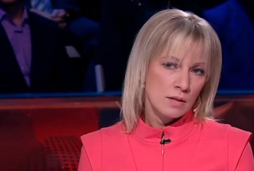 Захарова: Санкции Запада объясняются стратегией «дави Россию»