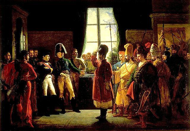 Война с французами: была ли от нее выгода?