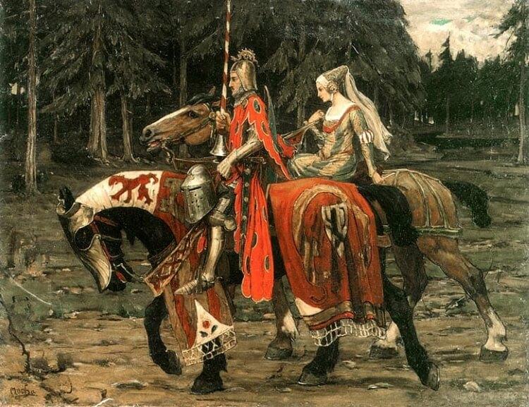 Мечтаете о рыцаре? 10 фактов о рыцарях средневековья