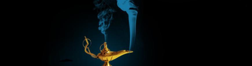 Как вызвать духа, исполняющего желания?