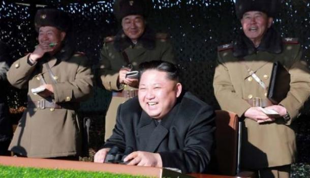 Трамп придумал Ким Чен Ыну прозвище