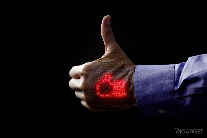 """Создана """"электронная кожа"""" для наблюдения за состоянием здоровья"""