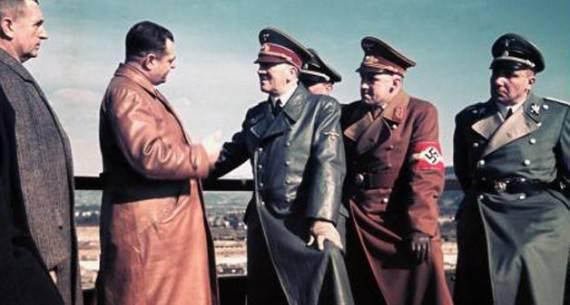 Мартин Борман. Советский шпион