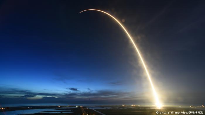 Казахстан предпочел американскую ракету российской