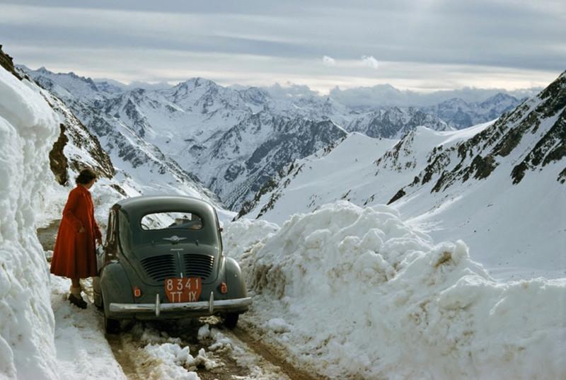 15. Пиренеи. Франция, 1956 год. история, фото