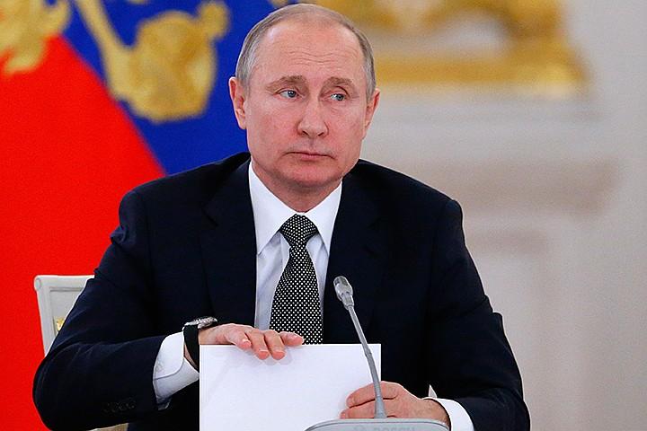 Путин подписал законы о блокировке в интернете и Маре Багдасарян