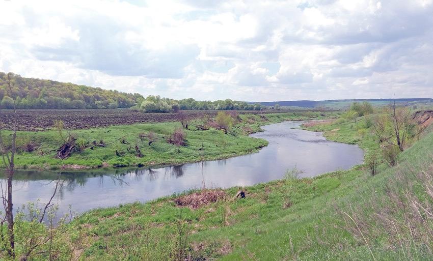 Прогулки по малым рекам