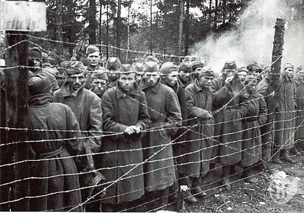Участь советских военнопленных